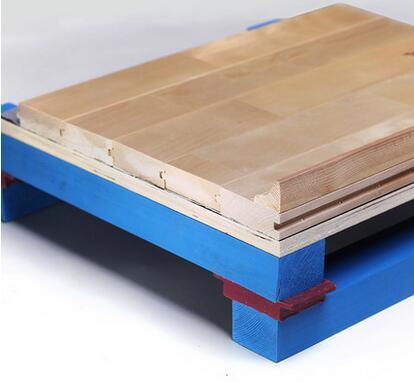 枫木---篮球木地板的首选