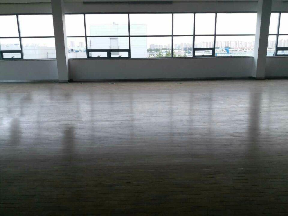 篮球木地板之天津三星视界有限公司活动中心成功案例